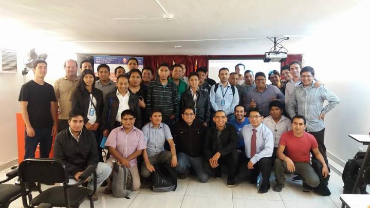 Drupal Meetup en Universidad ORVAL